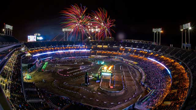 Monster Energy Supercross Series 2017