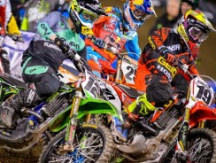 2017 Monster Energy Supercross Series Schedule