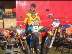 Motocross-mad Hull family devastated as thieves steal £15k bikes from lock-up