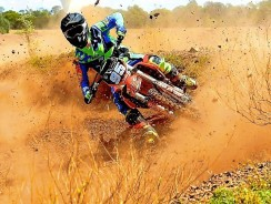 Motocross bid goes to plan B