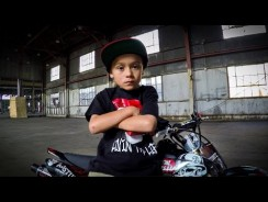 AJ Stuntz – The 6 Year Old Stunt Rider