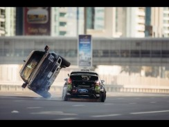 Ken Block Ultimate Playground in Dubai-Gymkhana