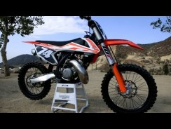 First Ride 2017 KTM 125SX 2 stroke – Motocross Action Magazine