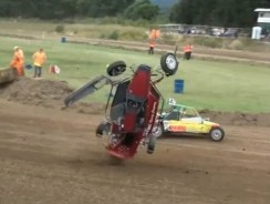 Rally Autocross buggy crash compilation – Autocross Videos