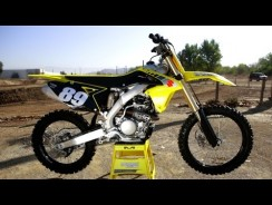 First Ride 2017 Suzuki RMZ 250