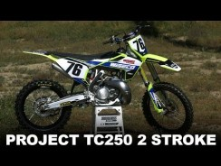 Project Husqvarna TC250 2 Stroke
