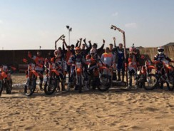 KTM Desert Adventures – Motocross Events in Dubai, UAE.